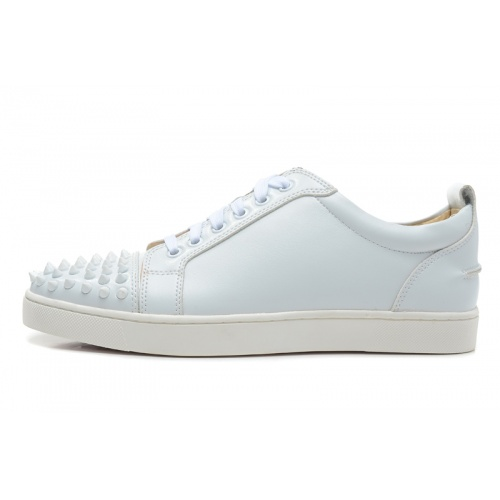 Replica Christian Louboutin Casual Shoes For Men #833477 $92.00 USD for Wholesale