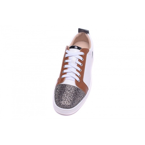 Replica Christian Louboutin Casual Shoes For Men #833481 $94.00 USD for Wholesale