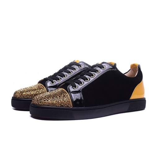 Replica Christian Louboutin Casual Shoes For Men #833482 $94.00 USD for Wholesale