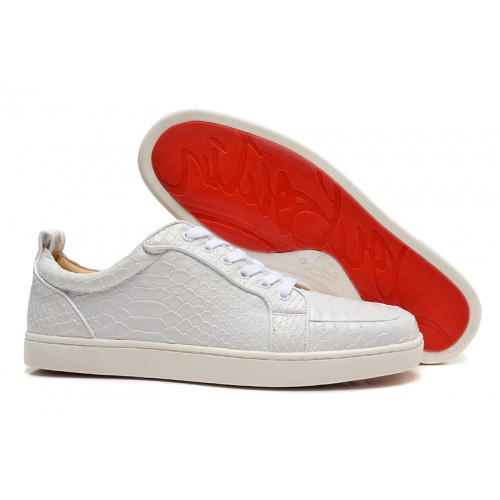 Christian Louboutin Casual Shoes For Men #833485