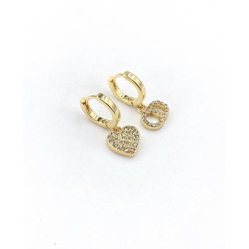 Christian Dior Earrings #833494 $29.00 USD, Wholesale Replica Christian Dior Earrings