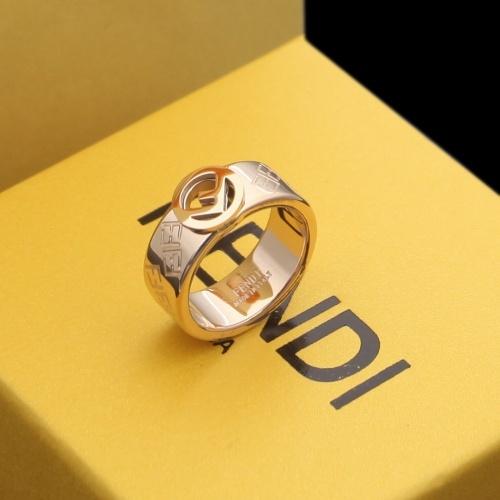 Fendi rings #833536
