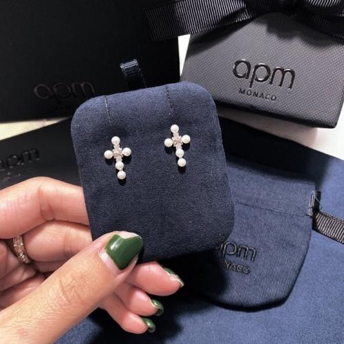apm Monaco Earrings #833594