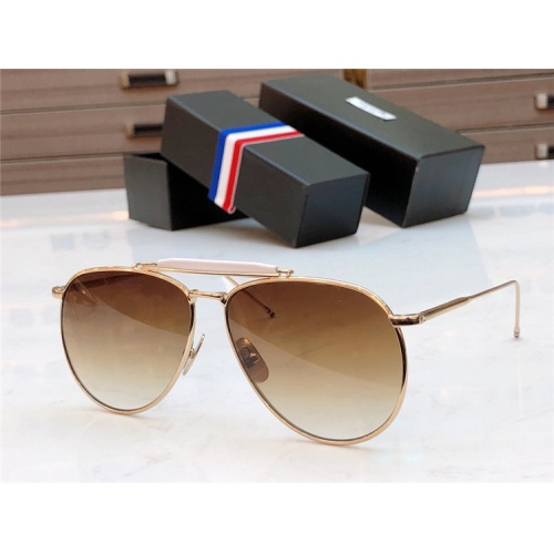Thom Browne AAA Quality Sunglasses #833638 $46.00 USD, Wholesale Replica Thom Browne AAA Sunglasses