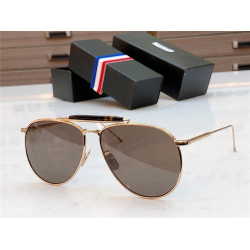 Thom Browne AAA Quality Sunglasses #833640 $46.00 USD, Wholesale Replica Thom Browne AAA Sunglasses