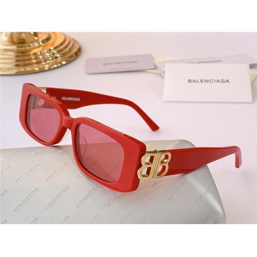 Balenciaga AAA Quality Sunglasses #833645