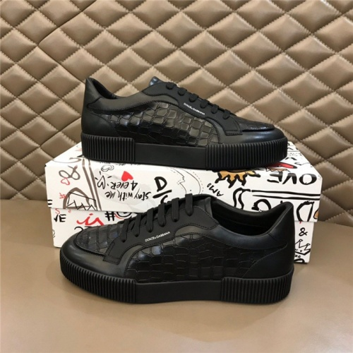 Dolce & Gabbana D&G Casual Shoes For Men #833699