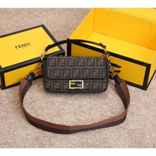 Fendi AAA Messenger Bags For Women #833859