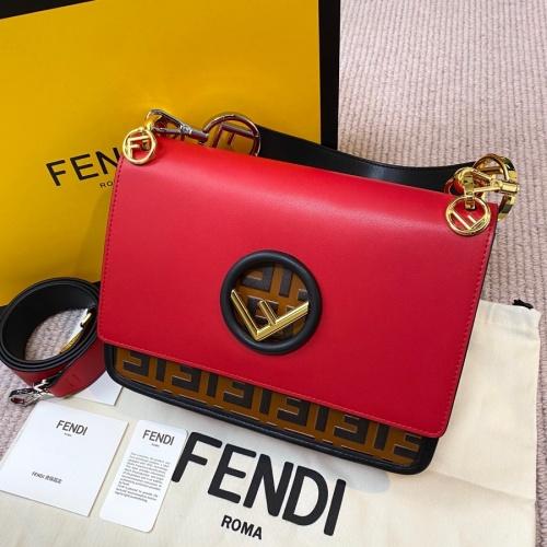 Fendi AAA Messenger Bags For Women #833861