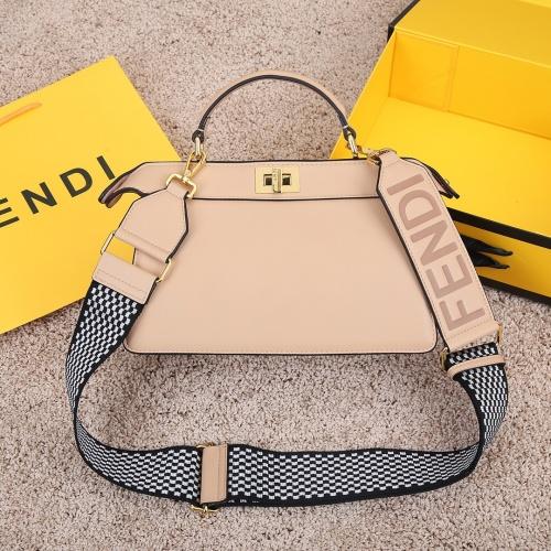 Fendi AAA Messenger Bags For Women #833866