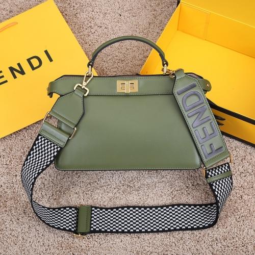 Fendi AAA Messenger Bags For Women #833867