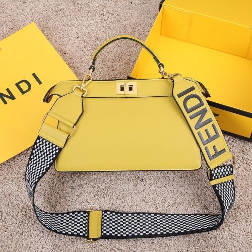 Fendi AAA Messenger Bags For Women #833869