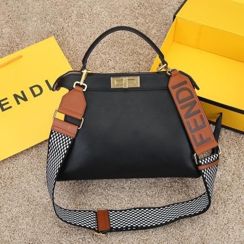 Fendi AAA Quality Handbags For Women #833870