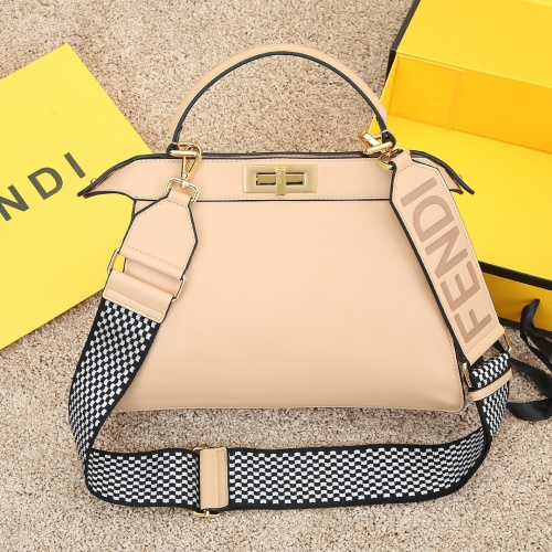 Fendi AAA Quality Handbags For Women #833871