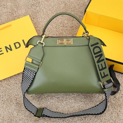 Fendi AAA Quality Handbags For Women #833873