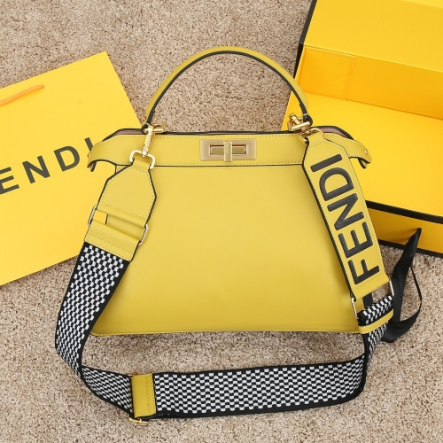 Fendi AAA Quality Handbags For Women #833875