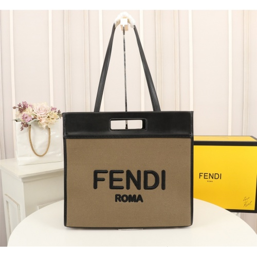 Fendi AAA Quality Handbags For Women #833876