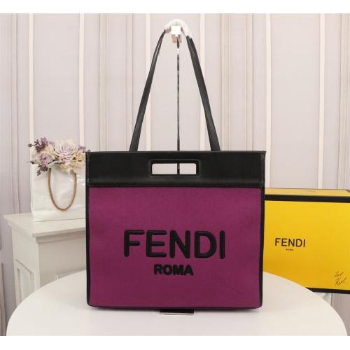 Fendi AAA Quality Handbags For Women #833877