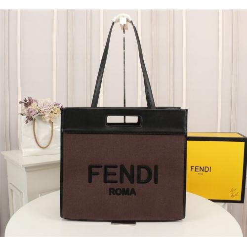 Fendi AAA Quality Handbags For Women #833880