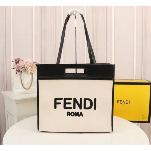 Fendi AAA Quality Handbags For Women #833881