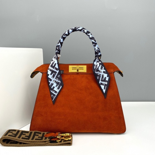 Fendi AAA Quality Handbags For Women #833883