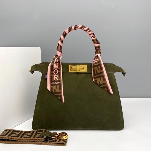Fendi AAA Quality Handbags For Women #833884