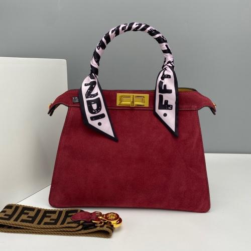 Fendi AAA Quality Handbags For Women #833885