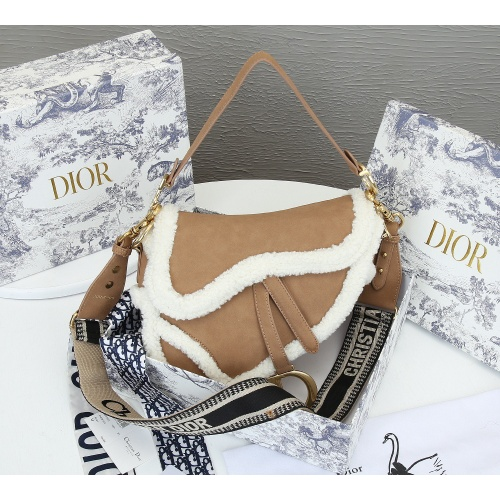 Christian Dior AAA Quality Messenger Bags For Women #833891
