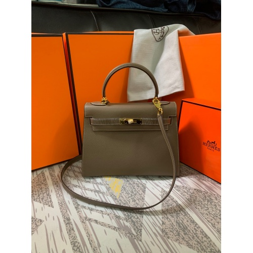 Hermes AAA Quality Messenger Bags For Women #833897 $125.00, Wholesale Replica Hermes AAA Quality Messenger Bags