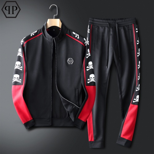 Philipp Plein PP Tracksuits Long Sleeved For Men #833912