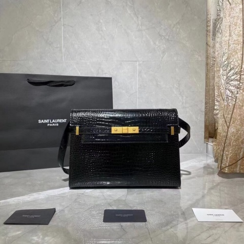 Yves Saint Laurent YSL AAA Messenger Bags For Women #833916