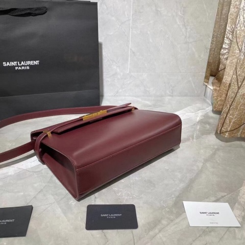 Replica Yves Saint Laurent YSL AAA Messenger Bags For Women #833917 $105.00 USD for Wholesale