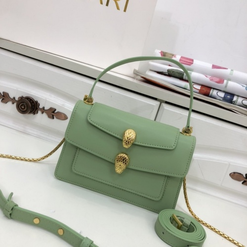 Bvlgari AAA Messenger Bags For Women #833928