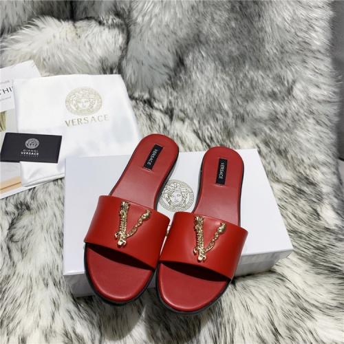 Versace Slippers For Women #833951
