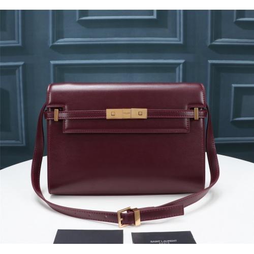 Yves Saint Laurent YSL AAA Messenger Bags For Women #833976