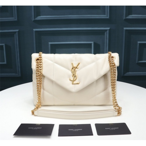 Yves Saint Laurent YSL AAA Messenger Bags For Women #833983