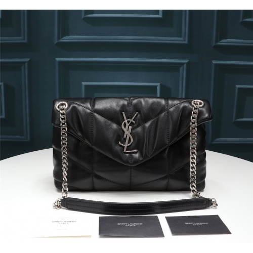 Yves Saint Laurent YSL AAA Messenger Bags For Women #833984