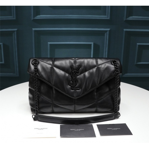 Yves Saint Laurent YSL AAA Messenger Bags For Women #833985