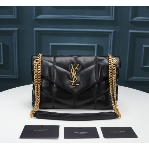 Yves Saint Laurent YSL AAA Messenger Bags For Women #833986