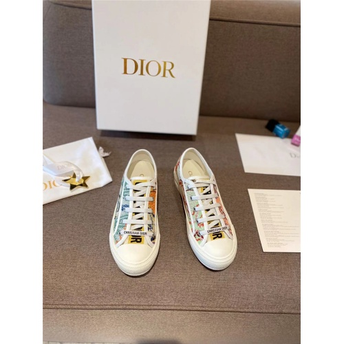 Christian Dior Casual Shoes For Women #834001
