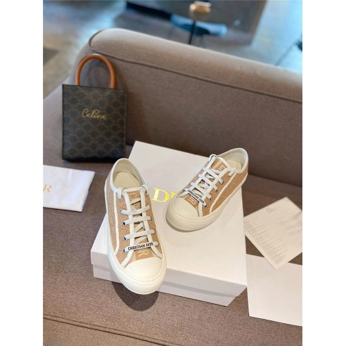 Christian Dior Casual Shoes For Women #834002