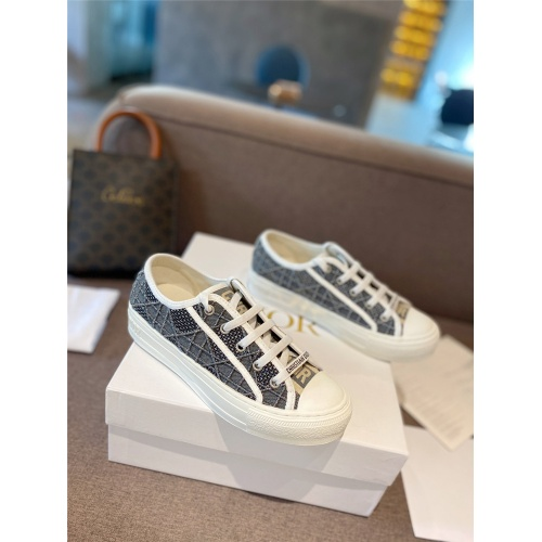 Christian Dior Casual Shoes For Women #834003