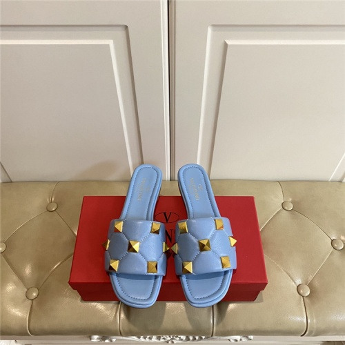 Valentino Slippers For Women #834011
