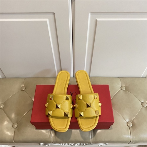 Valentino Slippers For Women #834016