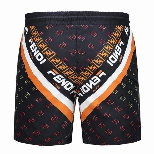 Replica Fendi Pants For Men #834026 $27.00 USD for Wholesale