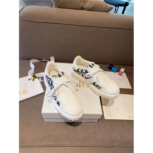 Christian Dior Casual Shoes For Women #834035