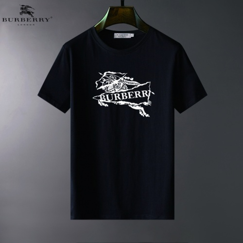 Burberry T-Shirts Short Sleeved For Men #834052
