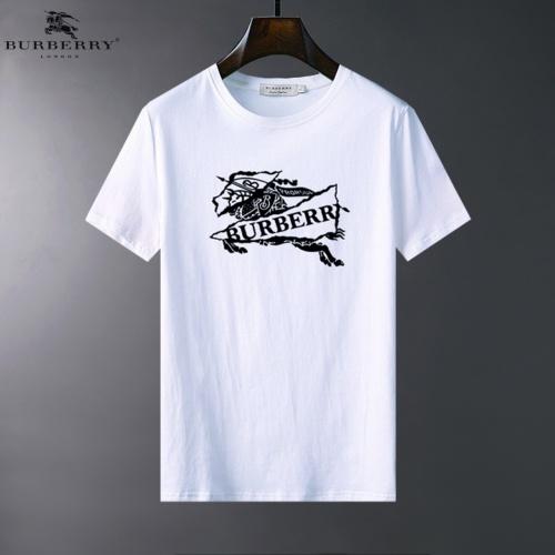 Burberry T-Shirts Short Sleeved For Men #834053