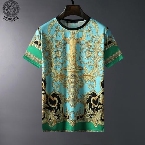 Versace T-Shirts Short Sleeved For Men #834054