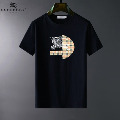 Burberry T-Shirts Short Sleeved For Men #834060